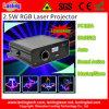 2W RGB Full Color Laser Light DJ Lights