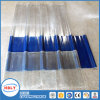 1mm Best Quality Skylight Sun Cover Corrugated PC Panel