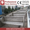 SGS Ce Certificate Waste Plastic Film Recycling Machine