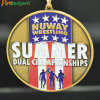 Custome Design Sports Metal Medal