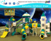 Outdoor Playground Space Modeling Outdoors Slides Castle (HA-04201)