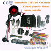 Most Advanced Smartphone GPS GSM Car Alarm System