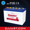 Car Battery, Auto Battery, Rechargeable Lead Acid Battery Nx120-7L
