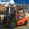 China Snsc Heavy Duty 3 Ton Cabin Forklift