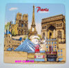 Ceramic Printing Plaque of Tourist Gifts Plate