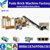 Qt4-25 Auto Multi Concrete Block Machine Selling in Congo