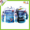 Long Sleeve Breathable Custom Fishing Jersey Fishing Shirts