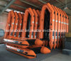 Liya 4.7m Military Inflatable Rescue Boat for Sale