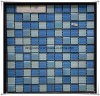Blue Mosaic Glass Mosaic Kitchen Tiles Mosaic Designs Mosaic Flooring