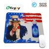 Promotional Rubber Mouse Pad with Custom Logo Printing