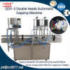 Qdx-2 Double Heads Automatic Capping Machine for Bath Foam