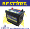 JIS Sealed Mf Vehicle Car Battery 55D26r Auto Battery N50z