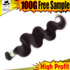 Shorly Body Wave of Indian Human Hair Hot Sale