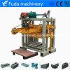 Small Business Investment Concrete Block Machine, Paving Brick Machine