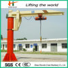 Workshop Used 360 Degree Fixed Column Rotating Jib Crane