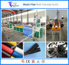 PE / PVC / PP / PA Corrugated Pipe Line, Corrugated Pipe Machinery