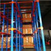 Steel Professional Drive-in Pallet Racking for Warehouse