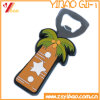 Custom Logo Soft PVC Beer Shaped Bottle Opener (YB-LY-O-04)