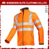 Men Work High Visibility Softshell Workwear Jacket