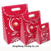 Beautiful Design of Paper Gift Packing Bag with Ribbon Accessories