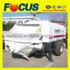 Hydraulic Trailer Concrete Pump, 69m3/H Electromotor Trailer Mounted Concrete Pump
