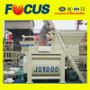 Automatic Compulsory Concrete Mixer Js1000 Twin Shaft Concrete Mixer