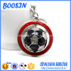 Cheap High Quality Metal Football Coin Holder for Promotion