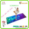 Custom Eco Friendly Digital Printed Natural Rubber Combo Yoga Mat