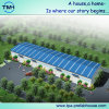 Steel Structure House Fabrication Design