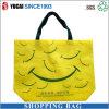 Yellow Non-Woven Fabrics Bag Shopping Bag