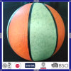 Eco-Friendly Factory Cheap Price Low Price Colorful Orange Rubber Basketball