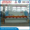 QC11Y-6X3200 Hydraulic Guillotine Shearing Machine &Hydraulic Cutting Machine