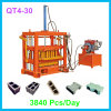 Hydraulic Diesel Concrete Solid Block, Pavement, Hourdis Block Press Machine