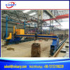 Heavy Weight Gantry CNC Plasma Cutting Machine for Production H-Beam Steel Structures