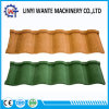 Mediterranean-Style Building Material Roman Type Stone Coated Metal Roof Tile