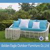 modern Design Outdoor Double Rattan Sofa