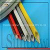 2753 High Temperature Self Extinguishing Vo-Grade Flame Retardant Silicone Resin Coated Fiberglass Sleeving