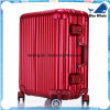Bw249 2016 New Style Red Aluminum Frame Trolley Luggage
