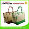 New Fashion Custom Hand Work Women Shopping Beach Tote Handbag in Straw