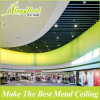 Fashionable Aluminum U-Baffle Ceiling for Shopping Mall