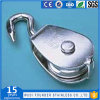 Stainless Steel Twin Swivel Block