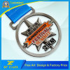 Factory Price Customized Zinc Alloy Sports Marathon Souvenir Medal (XF-MD26)