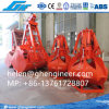 Electric Hydraulic Orange Peel Grab for Garbage Scrap