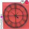Antique Design Round Metal Decoration Wall Clock