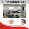PE/Nonwoven Disposable Medical Surgical Bouffant Shower Cap Making Machine