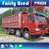 Wholesale New 8X4 HOWO Dump Truck of HOWO Tipper Truck