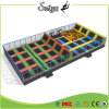 Galvainzed Hotsale Best Design Indoor Trampoline Park for Sale