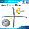 Cross Stand Base with Water Bag for Flag Banner (M-NF23M03004)