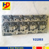 V2203 Engine Cylinder Head Assy with Valve for Kubota Engine