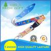 High Quality Customized Logo Heat Transferred/ Flat Polyester/ Nylon/ Woven Lanyards